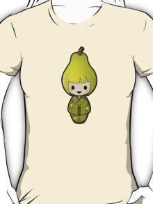 Pear Kokeshi Doll T-Shirt