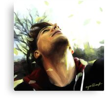Louis Lighting Study Canvas Print