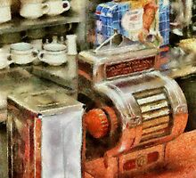 Americana - The Greasy Spoon by Mike  Savad