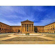 Philadelphia Art Museum Photographic Print
