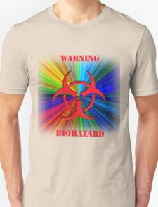WARNING BIOHAZARD T-Shirt