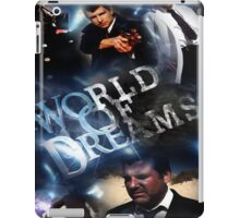 WORLD OF DREAMS OFFICIAL POSTER DESIGN SET  iPad Case/Skin