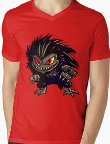 Hungry Little Critter Mens V-Neck T-Shirt