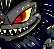 Hungry Little Critter Sticker