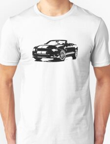 Ford Mustang Shelby GT500 Convertible 2013 T-Shirt