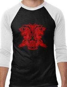 Monster Coat of Arms Men's Baseball ¾ T-Shirt