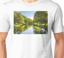 Boston Flows Green With Summer Unisex T-Shirt