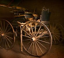 The Buggy ~ Monte Cristo by Rosalie Dale