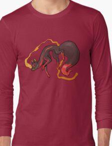 Kitsune Long Sleeve T-Shirt
