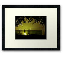 The Walkers Framed Print
