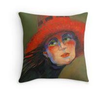 Style Lady 3 Throw Pillow
