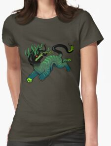 Tentatiger Womens Fitted T-Shirt