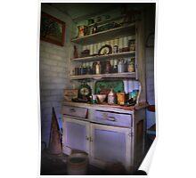 Dairy Cupboard ~ Monte Cristo Poster