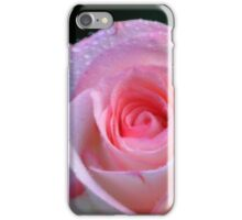 Kissed By The Rain iPhone Case/Skin
