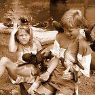 Pigeons! by Dana Roper