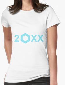 20XX Womens Fitted T-Shirt