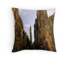 photoj Tas, Port Arthur Eco Wilderness Tour Cruises Throw Pillow
