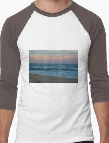Beach  Fishing Men's Baseball ¾ T-Shirt