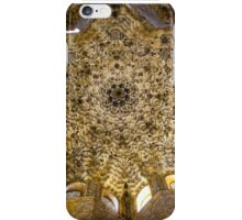 Alhambra Palace Ceiling iPhone Case/Skin