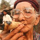 grandma's corn husk fatty by Colinizing  Photography with Colin Boyd Shafer