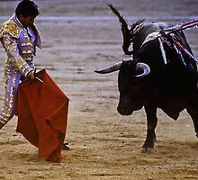 Bullfighting−5、SPAIN by yoshiaki nagashima