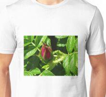 Pretty Rosebud Unisex T-Shirt