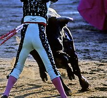 Bullfighting−8、SPAIN by yoshiaki nagashima