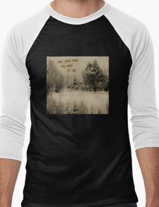 You Must Have the Time to Sit Men's Baseball ¾ T-Shirt