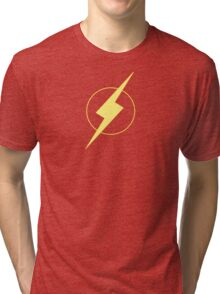 Simplistic Flash Tri-blend T-Shirt