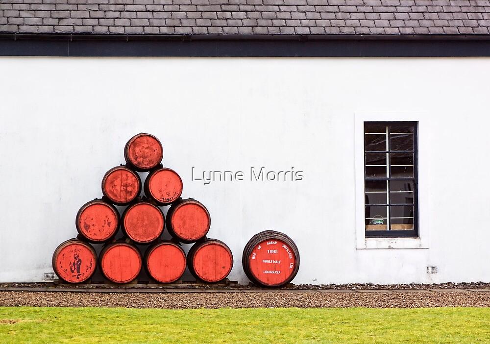By The Barrel by Lynne Morris
