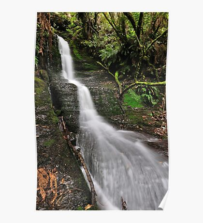 Westmorland Falls Poster