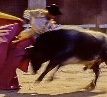 Bullfighting−20、SPAIN by yoshiaki nagashima