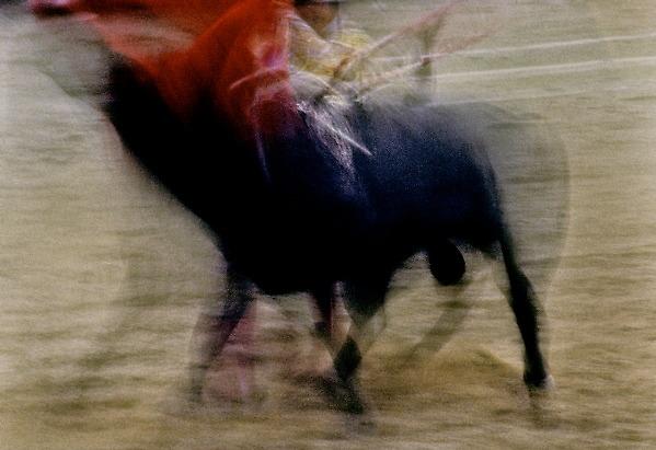 Bullfighting−21、SPAIN by yoshiaki nagashima