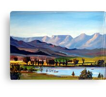 Theewaterskloof - Western Cape, South Africa Canvas Print