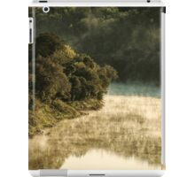Misty River Morning 2 iPad Case/Skin