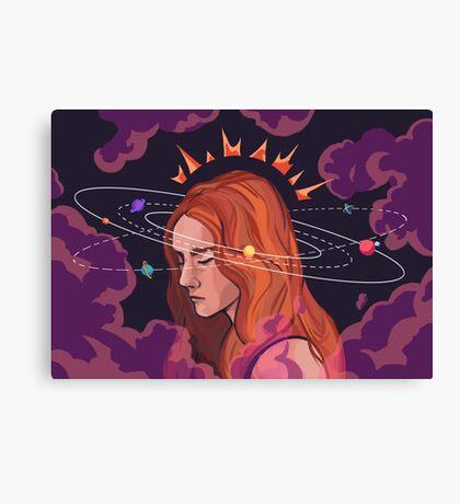 Conscious Canvas Print