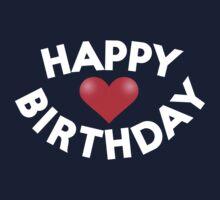 Happy Birthday by onebaretree