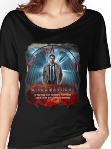 Supernatural I'm the one who gripped you tight and raised you from Perdition 3 Women's Relaxed Fit T-Shirt