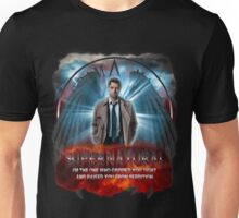 Supernatural I'm the one who gripped you tight and raised you from Perdition 3 Unisex T-Shirt