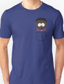 Pocket Token Unisex T-Shirt