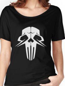 Rachnera Skull Women's Relaxed Fit T-Shirt