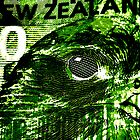 New Zealand twenty dollar  by Collette Johnson