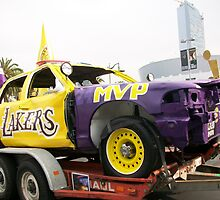 Lakers ..La la land.! by sunriserjay