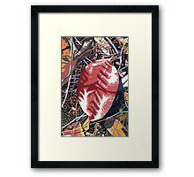 Macroworld Framed Print