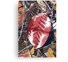 Macroworld Canvas Print