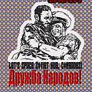 Soviet Hug by Anthropolog