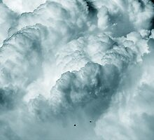 Avalanche ~ of Clouds #2 by Laurie Minor