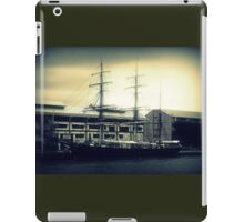Tall Ship  iPad Case/Skin