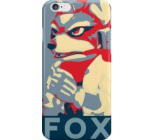 Fox Gives Us Hope iPhone Case/Skin