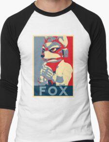 Fox Gives Us Hope Men's Baseball ¾ T-Shirt